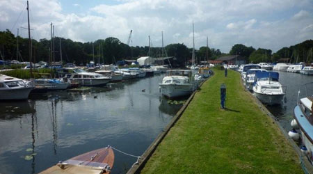 Private Boat Moorings